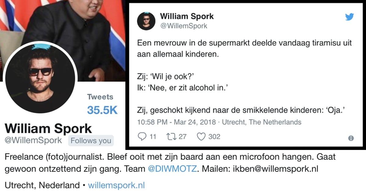 10x Willem Spork!