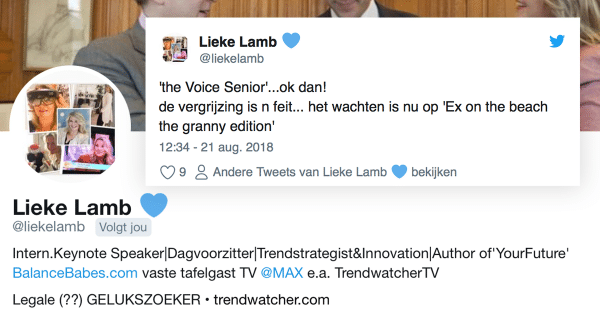10x Lieke Lamb